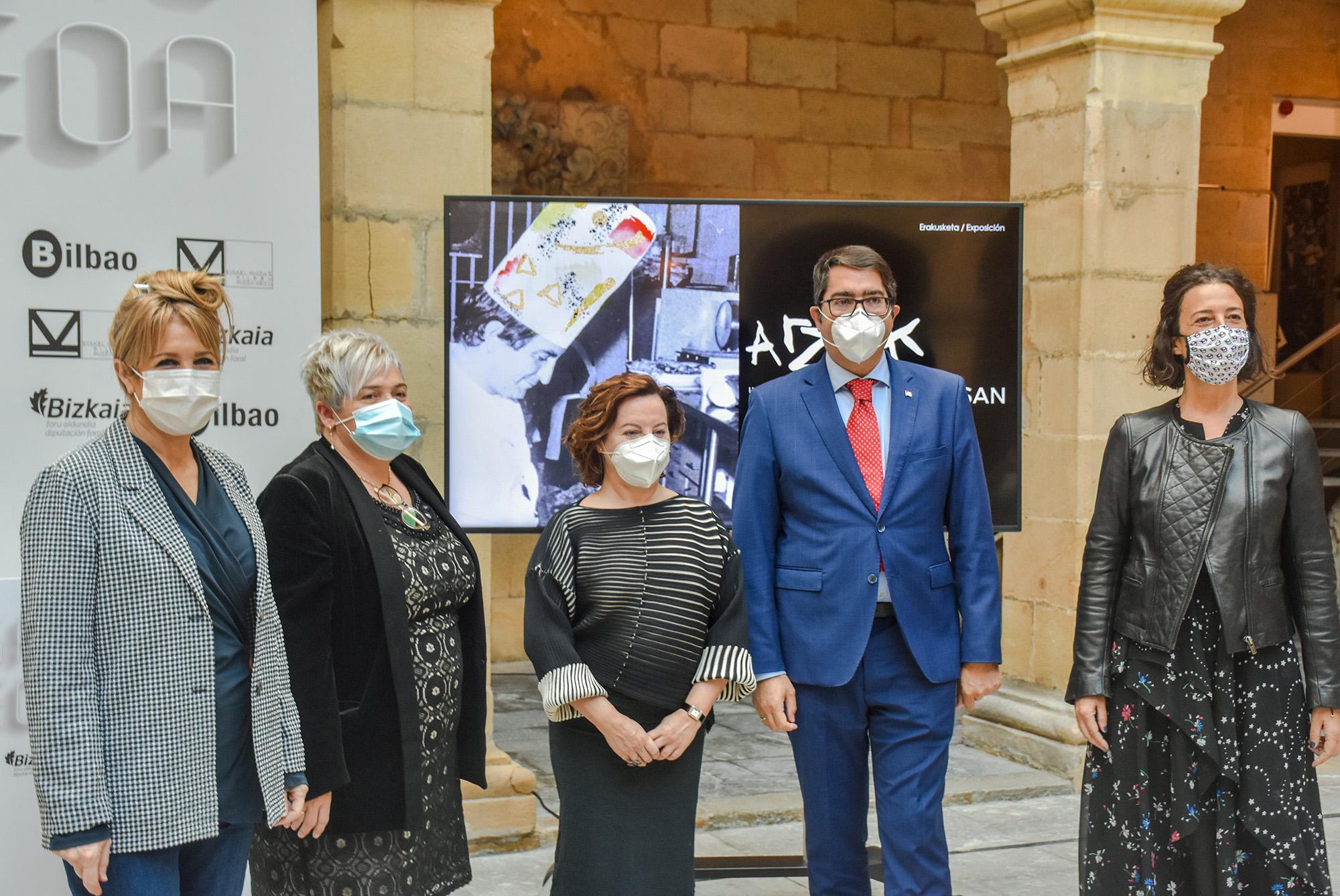F/ Euskal Museoa Bilbao Museo Vasco 2020