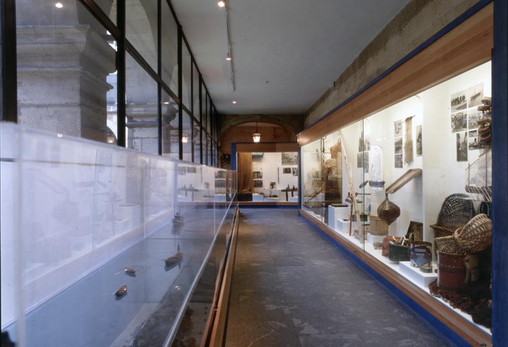 Itsasoa Aretoa © Euskal Museoa Bilbao