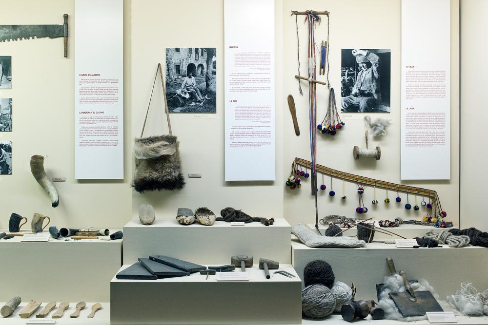 Artzaintza Aretoa © Euskal Museoa Bilbao