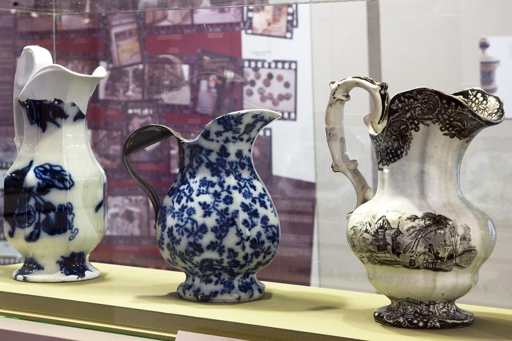 Sala Lozas y Porcelanas Vascas © Euskal Museoa Bilbao