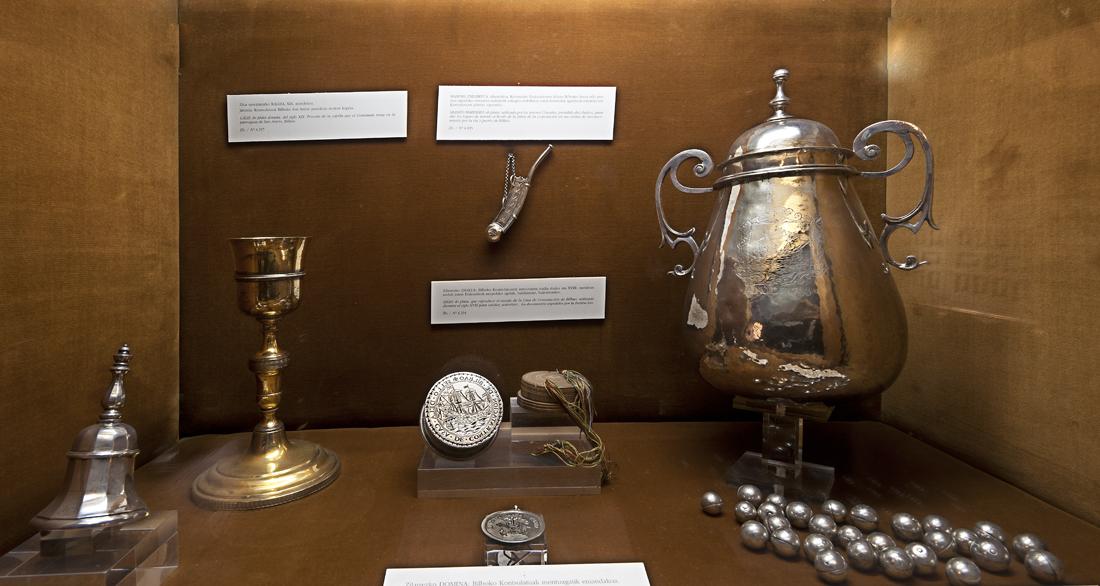 Bilboko Kontsulatua Aretoa  © Euskal Museoa Bilbao Museo Vasco