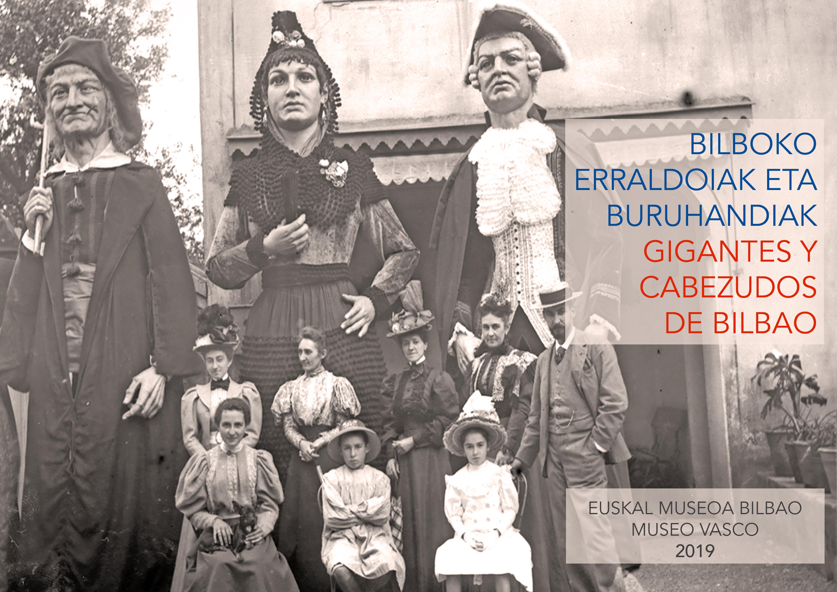 Gigantes y Cabezudos de Bilbao